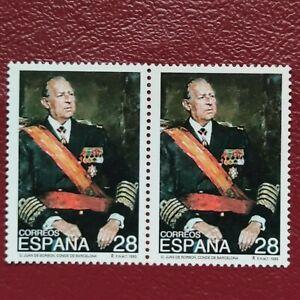 España año 1993 Don Juan De Borbón Y Battenberg Nº 3264 (2) MNH