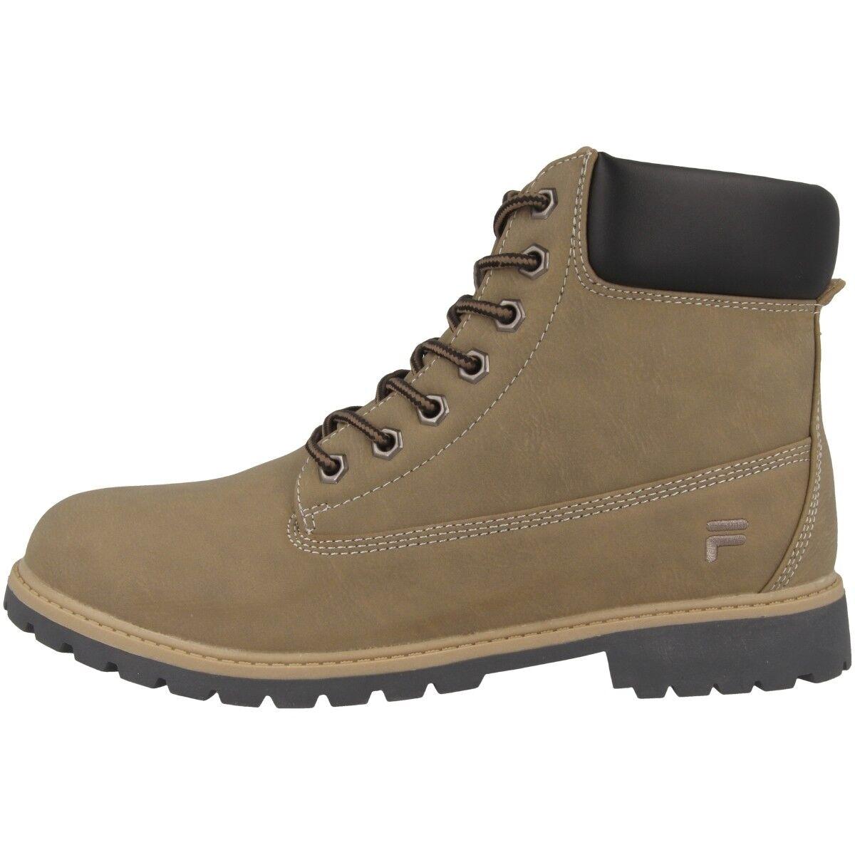 Fila Maverick Mid Schuhe Herren Outdoor Boots Hiking Stiefel 1010145.6BW Grunge