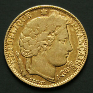 10-francs-or-Ceres-annees-variees-Gold-coin-France-random-years