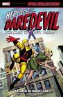 Daredevil Epic Collection: The Man Without Fear von Stan Lee (2016, Taschenbuch)