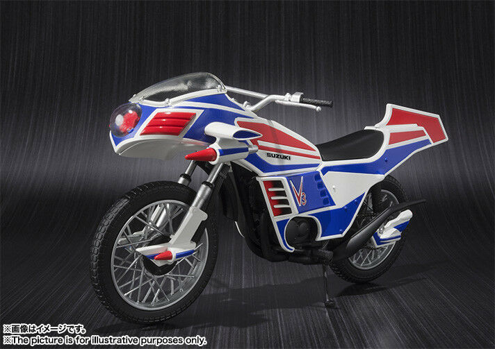Bandai S.H. Figuarts Hurricane Masked Rider V3