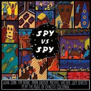 JOHN-ZORN-SPY-VS-SPY-THE-MUSIC-OF-ORNETTE-COLEMAN-VINYL-LP-NEW