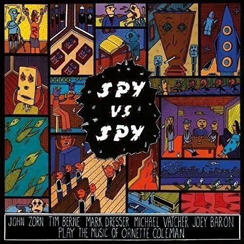 JOHN ZORN - SPY VS. SPY: THE MUSIC OF ORNETTE COLEMAN   VINYL LP NEW!