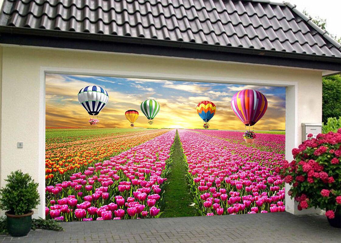 3D Bella Hanada 04 Garage Porta Stampe Parete Decorazione Murale AJ WALLPAPER IT