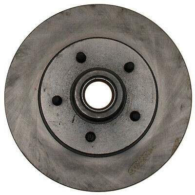 ACDelco 18A1342A Advantage Non-Coated Front Disc Brake Rotor and Hub Assembly