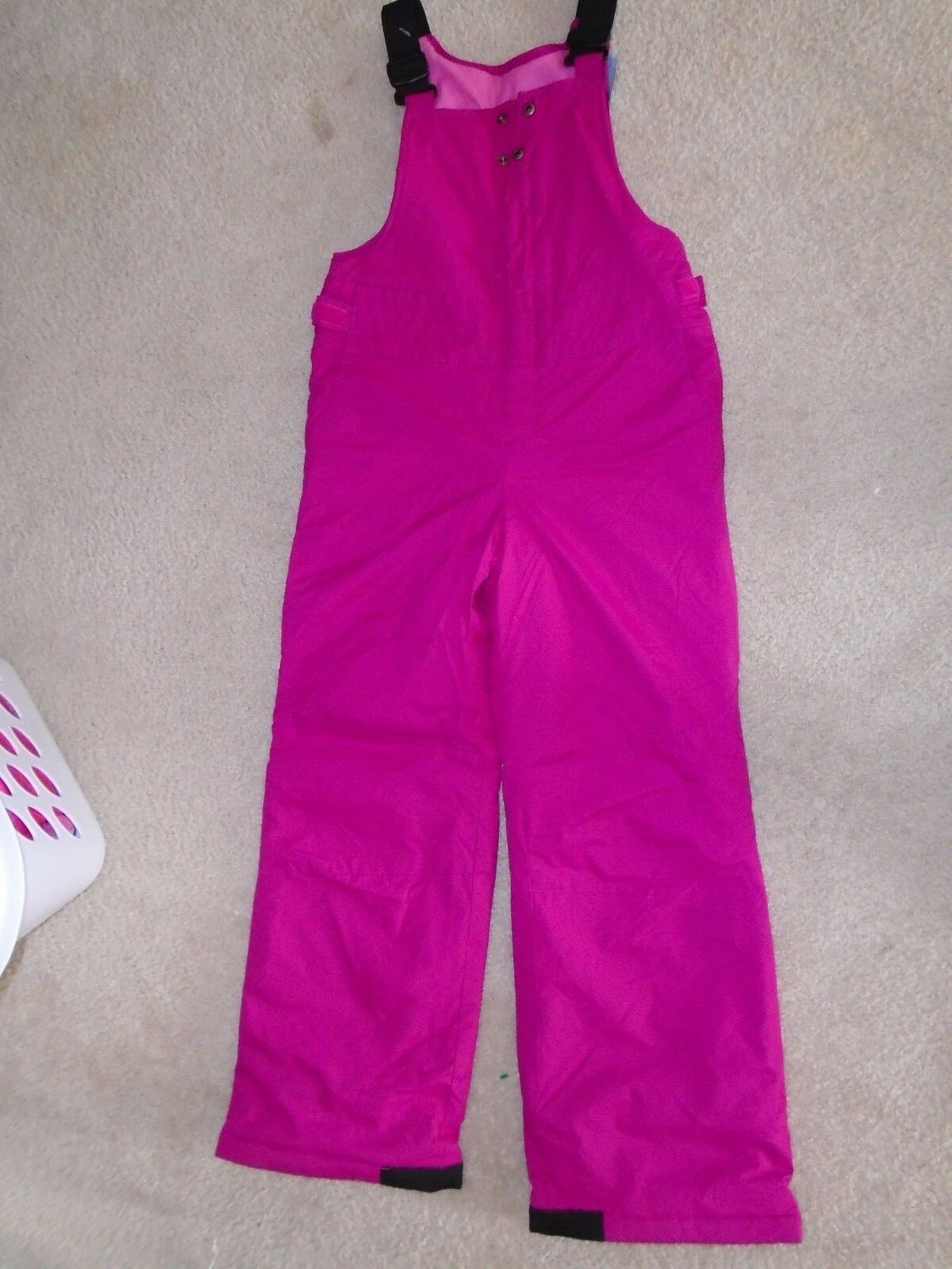 YOUTH 14 16 COLUMBIA MAGENTA lila  SNOWSUIT - USED, ONE PIECE