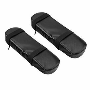 1 Pair Armrest Cover for Office Chair Spring Memory Cotton Arm Pads Elbow Sup...