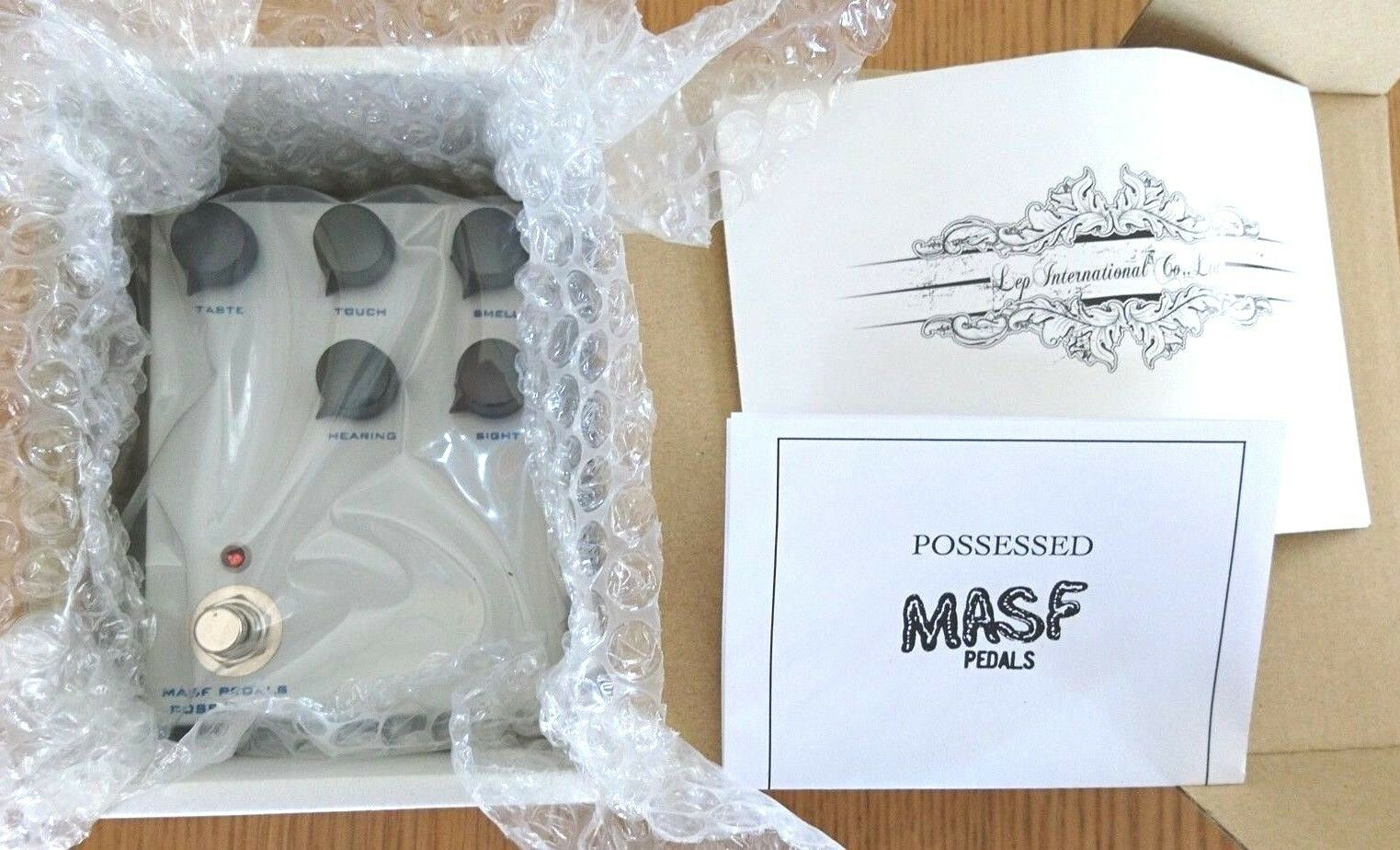 New MASF POSSESSED Madness Specific Sound lifting delay domestic regular goods