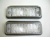 1969 69 Chevelle Malibu Ss Parking Light Lens Pair