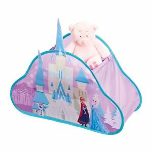Disney-Frozen-Boite-de-rangement-Pop-up-Chateau-de-nouvelle-chambre-de-vos-enfants