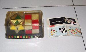 Cubangolo Créé par Naoki Yoshimoto Della Gig Rubik Cube Génial