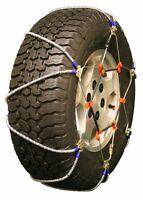 Quality Chain Volt Diagonal Cable Pair Snow Tire Chains Fits 35x12.50r15