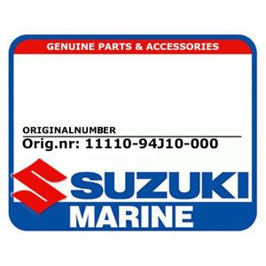 Testa Cilindro - OEM 11110-94J10-000 - Suzuki Originale DF9.9 - DF15(R)