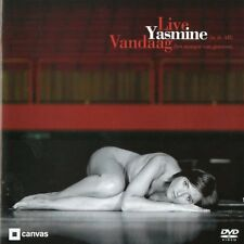 YASMINE - VANDAAG (Het morgen van gisteren) + Live in de AB (CD + DVD)
