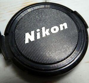 Nikon-52mm-Front-Lens-Cap-OEM-Genuine-for-50mm-f1-8-Nikkor