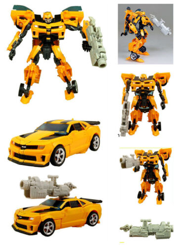 Movie Transformers 3 Dark of the Moon Bumblebee Marvel Figure Voyager Action UK