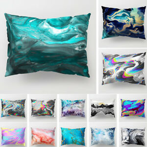 Am-FT-Rectangle-Bright-Color-Soft-Pillow-Case-Sofa-Home-Cushion-Cover-Decor-Re