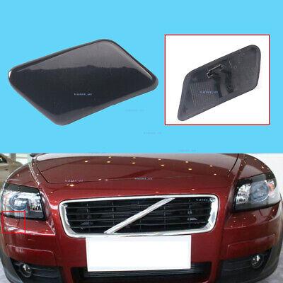 Right Headlamp // Headlight Washer Cover Unpainted 08- Genuine Volvo V50