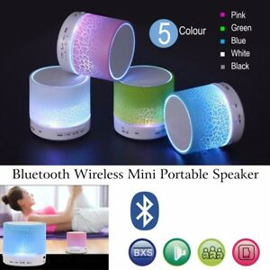 Portatil-Bajo-Bluetooth-Inalambrico-Mini-Altavoz-para-MP3-iPhone-iPad-Luz-LED