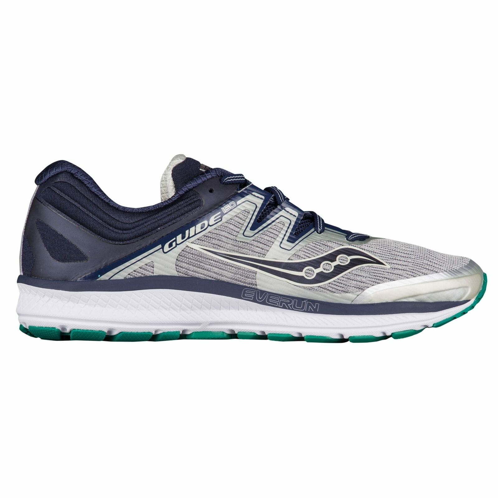 Saucony Guide ISO homme gris bleu marine 204151