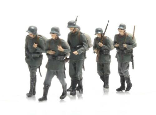 Artitec 387.404-1//87//h0 wwi marschierende alemana infantería figuras 6