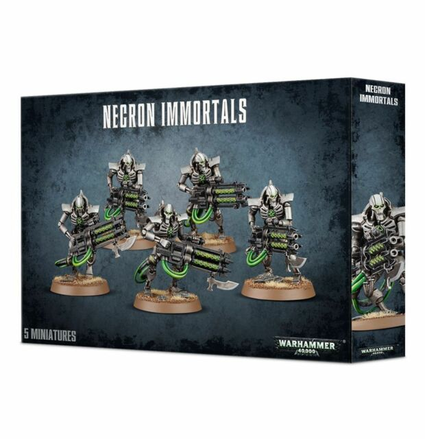 Heavy Destroyer Necrons 40k Warhammer Unpainted Citadel Miniatures No Base