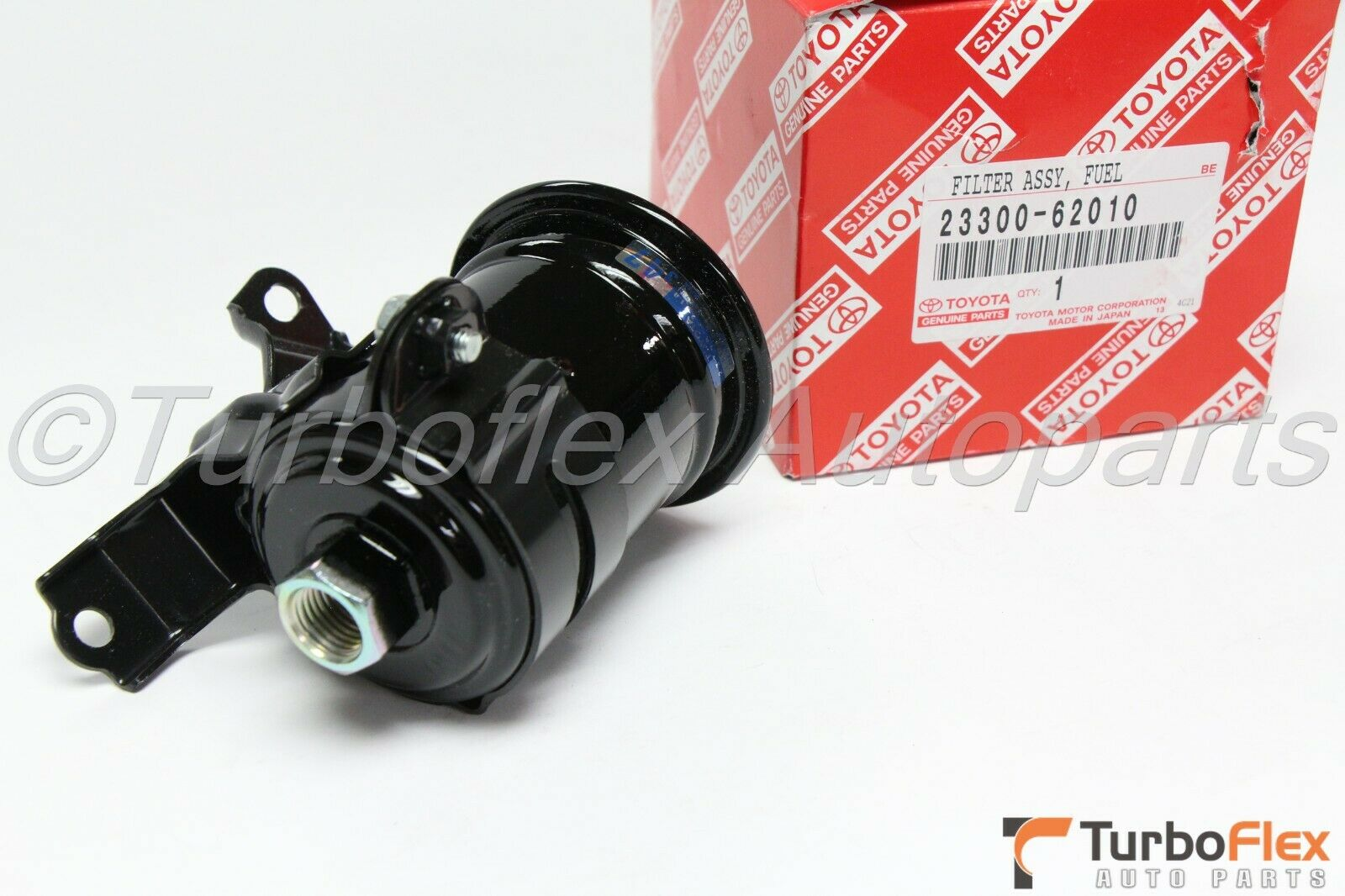 Toyota T100 1995-1998 V6 3.4L 5VZ-FE Genuine Fuel Filter 23300-62020
