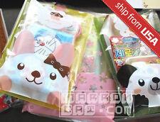Cute Kawaii Fun Ball Point Pens Stationary Rilakkuma Sticker tape Grab Bag lot