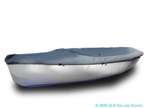 Lido 14 Sailboat Boat Deck Cover Gray Top Gun