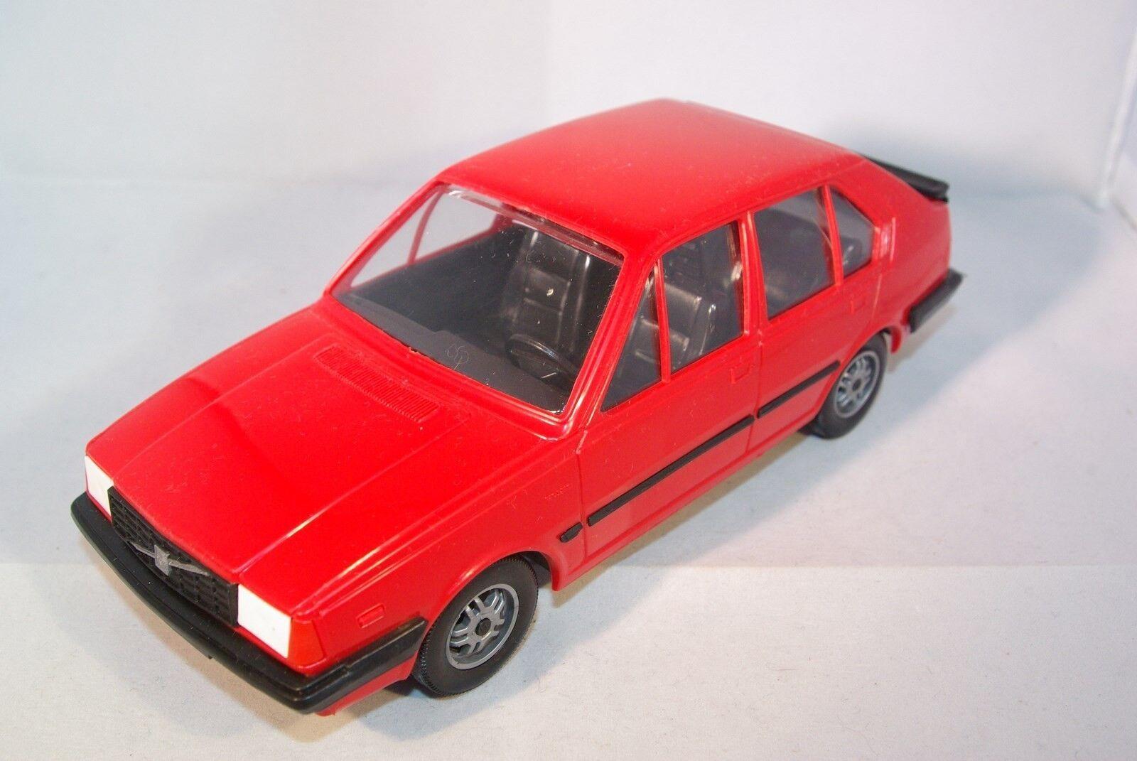 moda clasica STAHLBERG VOLVO 360 GLT 360GLT TURBO rojo rojo rojo PLASTIC FINLAND MINT RARE SELTEN.  ganancia cero