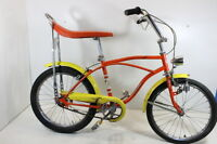 "OLMO Forestal  bici cross bike boy vintage 70s Saltafoss 20"" graziella"