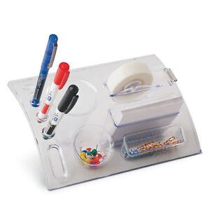 Ablagesystem-Schreibtisch-Organizer-Stiftablage-Stiftebecher-verschiedene-Farben
