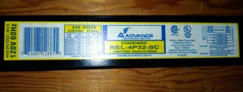 Advance REL-4P32-SC