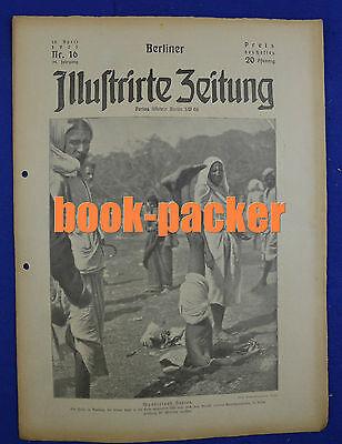Berliner Illustrirte Zeitung 1925 Nr. 16: Deutsche Flugzeuge Im Weltverkehr Non-Ironing