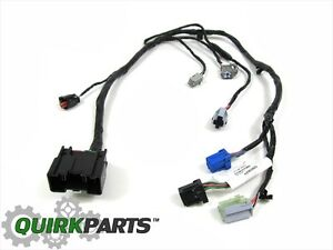 dodge charger 300 with full console heated seats wiring harness oe rh ebay com