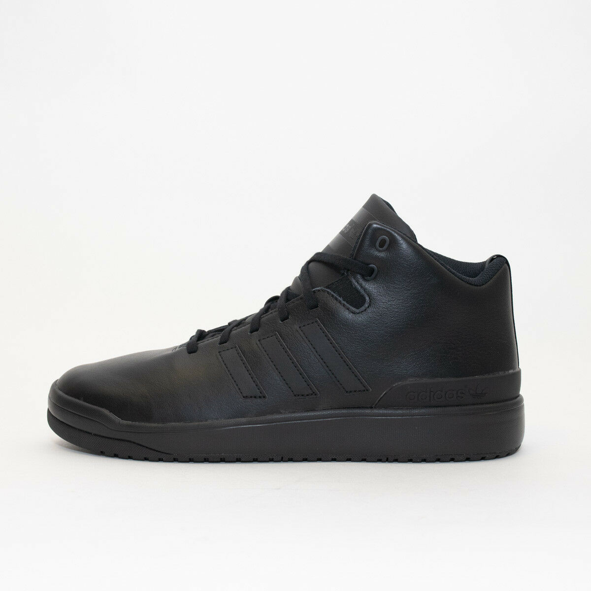 Mens Adidas Veritas Black Trainers   Sizes 12 & Above