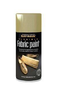 fabric paint gold rust oleum toy safe vinyl spray paint aerosol 150ml. Black Bedroom Furniture Sets. Home Design Ideas