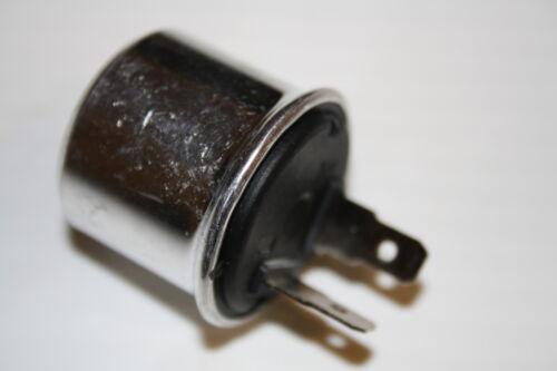 Destellador Unidad de enlace de indicadores 12v Luz Intermitente 2 Pin Montaje Universal
