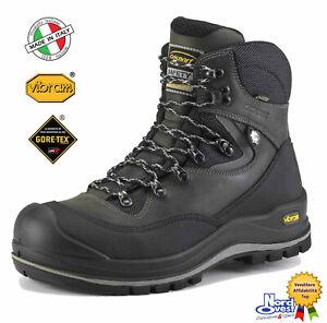 best service 377ea d9dab Dettagli su SCARPE CALZATURE Lavoro ANTINFORTUNISTICHE Grisport 702325  VIBRAM GORE-TEX