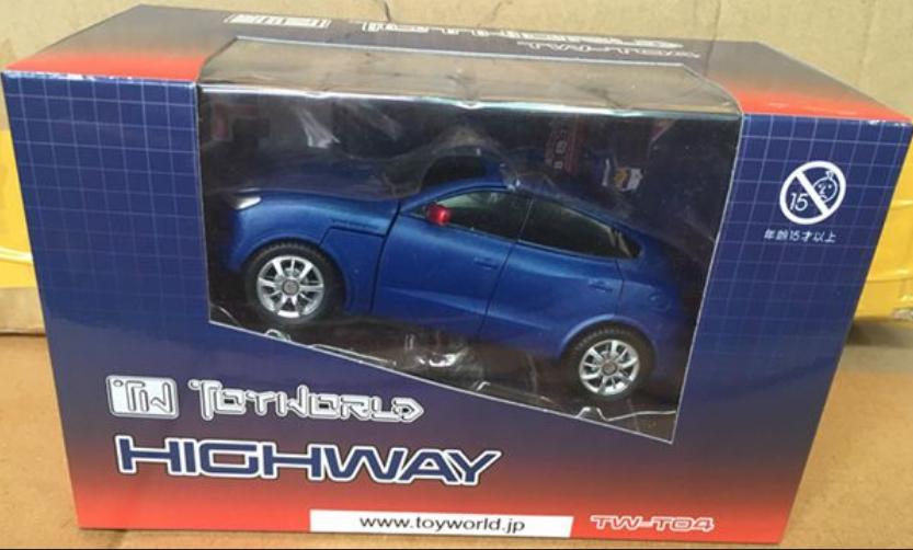 Die toyworld tw-t04 regulierung kräfte autobahn highway echten ort