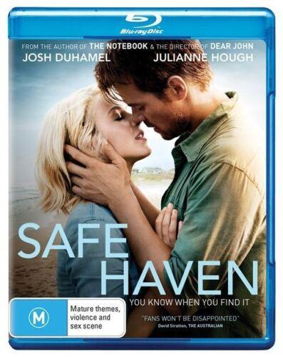 1 of 1 - Safe Haven (2013) Julianne Hough, Josh Duhamel - NEW - Blu-Ray - Region B