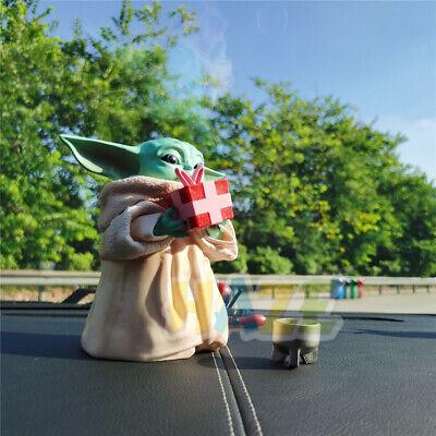 Star Wars The Force Awakens Baby Yoda Figur Spielzeug Sammlun In Box 10cmMovie