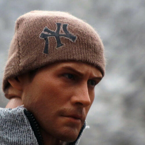 """1//6 Scale Beanie Cap Hat Model for 12/"""" Action Figure"""