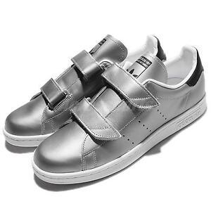 adidas originals stan smith 2 mens silver