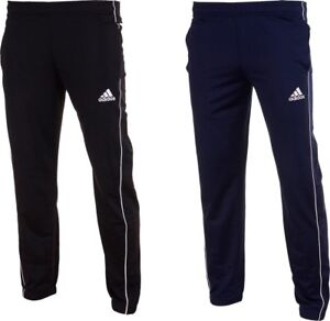 bbc9cf20f Image is loading Adidas-Core-18-Training-Football-Pants-Tapered-Tracksuit-
