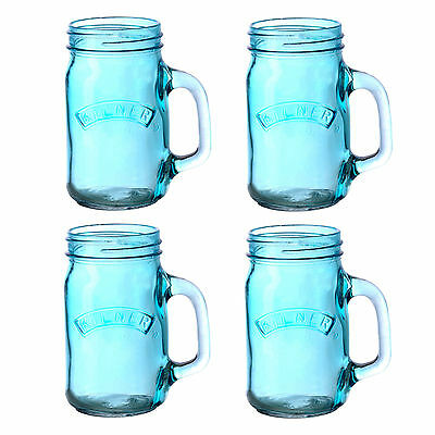 Kilner Handled Jar Four Coluors To Choose From