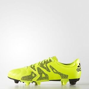 buy popular d615a f3952 Image is loading FW17-ADIDAS-x15-3-LEATHER-LEATHER-X-15-
