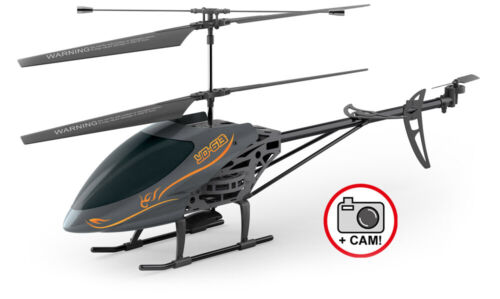 XXL Hubschrauber mit Kamera 82cm Drohne ferngesteuerter Helikopter Cetacea NEU