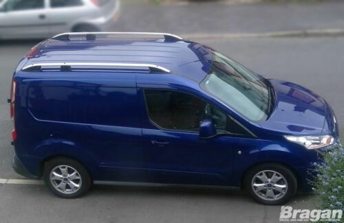 To Fit 14 Ford Transit Tourneo Connect SWB Aluminium Alloy Roof Rails Rack Bars