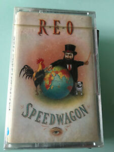 MC-NEW-REO-SPEEDWAGON-034-THE-EARTH-A-SMALL-MAN-HIS-DOG-AND-NO-LP-CD